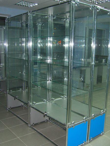 .Изготовление витрин для компьютерных комплектующих.9