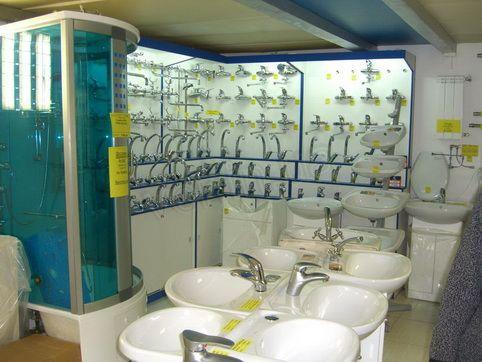 .Торговое оборудование для сантехники.5