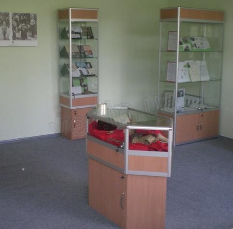.Музейное оборудование для экспонатов.5