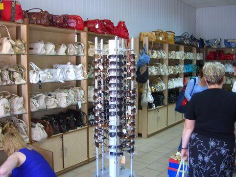 Торговое оборудование для сумок.3.
